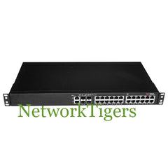 Brocade ICX6430-24 ICX Series 24x Gigabit Ethernet 4x 1G SFP Switch - NetworkTigers