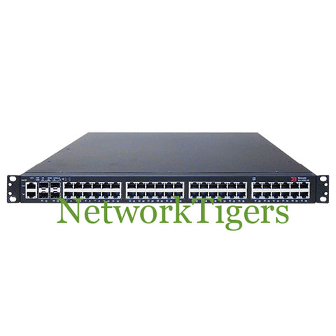 Brocade ICX6430-48 ICX 6430 48x GE 4x 1G SFP Stackable Switch