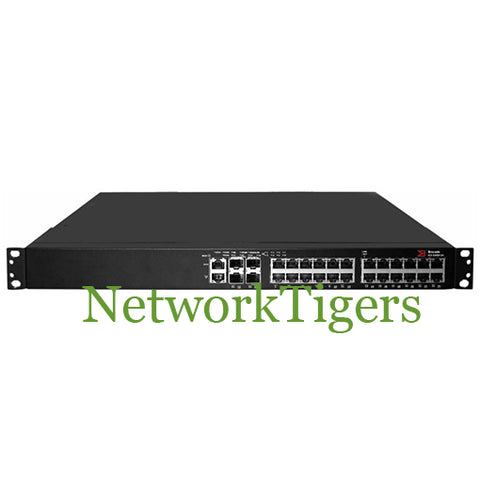 Brocade ICX6450-24 ICX 6450 24x Gigabit Ethernet 2x 10G SFP+ Stackable Switch - NetworkTigers