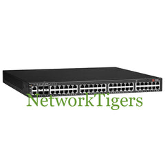 Brocade ICX6450-48P 48x Gigabit Ethernet PoE+ 4x 10G SFP+ Stackable Switch - NetworkTigers