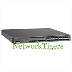 Brocade ICX6610-24F-E ICX 6610 24x SFP 8x SFP Uplink 4x QSFP Stack Ports Switch - NetworkTigers