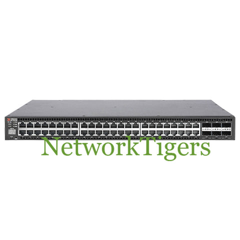 Brocade ICX7750-6Q ICX 7750 Series 6x 40 Gigabit Ethernet QSFP+ Switch Module