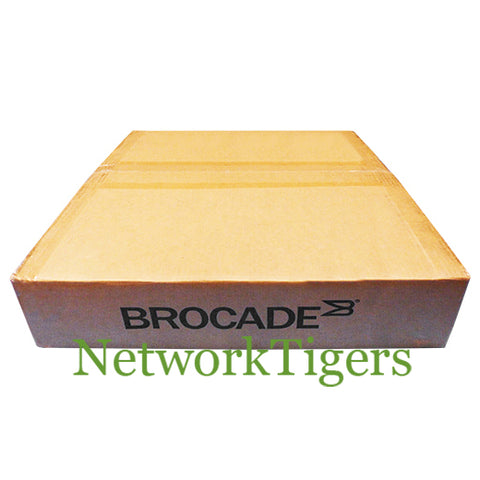 NEW Brocade NI-CER-2048F-AC NetIron CER 48x Gigabit Ethernet SFP Switch