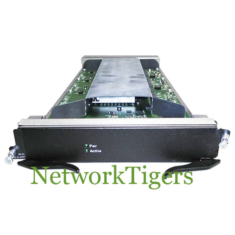 Brocade NI-X-16-8-HSF MLXe 8-Slot High-Speed Switch Fabric Router Module