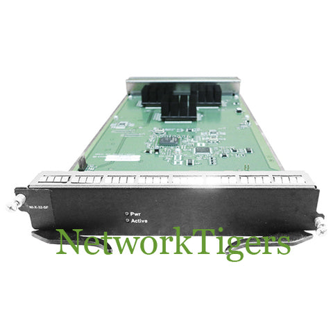 Brocade NI-X-32-SF NetIron XMR Series 32-Slot System Switch Fabric Module