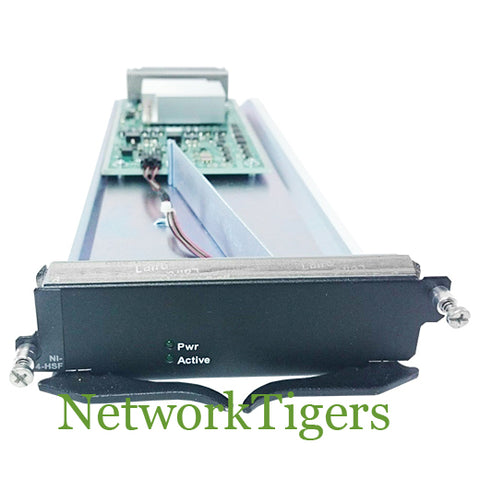 Brocade NI-X-4-HSF MLXe Enterprise 4-port Fabric Switch Module