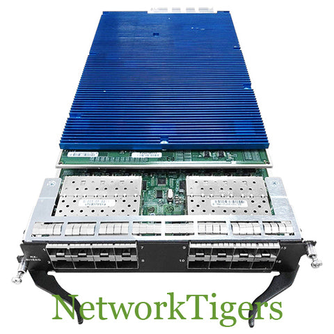 Brocade RX-BI-16XG BigIron RX Series 16x 10 Gigabit Ethernet SFP+ Switch Module