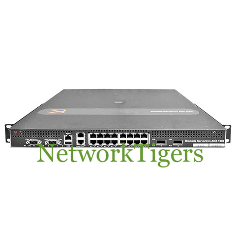 Brocade SI-1016-4-PREM ServerIron Series 16x Gigabit Ethernet 2x 10G XFP Switch