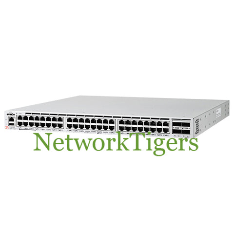 Brocade VDX6740-64-F 48x Gigabit Ethernet SFP+ 4x 40 QSFP+ Switch
