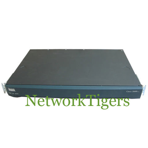 Cisco CISCO2621 2600 2x 10/100 Ethernet 1x NM Slot 2 x WAN Slot Router