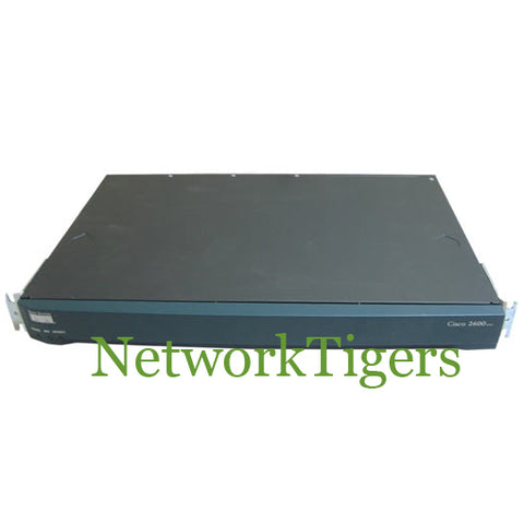 Cisco CISCO2621XM 2600 Series 2x FE RJ-45 2x WIC Slot 1x NM Slot Router