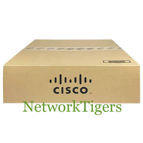 NEW Cisco CISCO2901/K9 2x 1GB RJ-45 4x EHWIC Slot 2x DSP Slot 1x ISM Slot Router