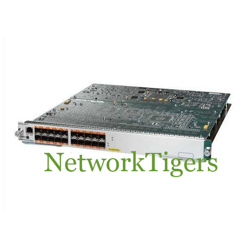 Cisco 7600-ES+20G3C Ethernet Services Plus 20G Line Card - NetworkTigers