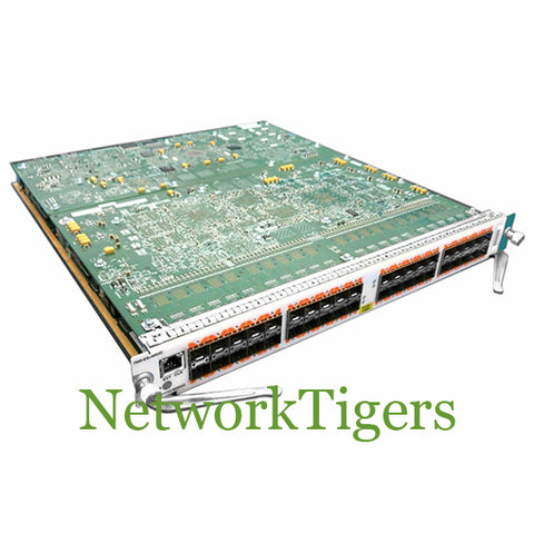 Cisco 7600-ES+40G3CXL 7600 Series 40x Gigabit Ethernet SFP Switch Line Card - NetworkTigers