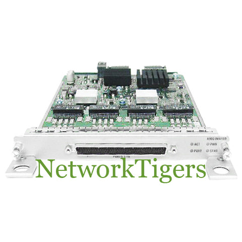 Cisco A900-IMA16D ASR 900 Series 16-Port T1/E1 Interface Router Module