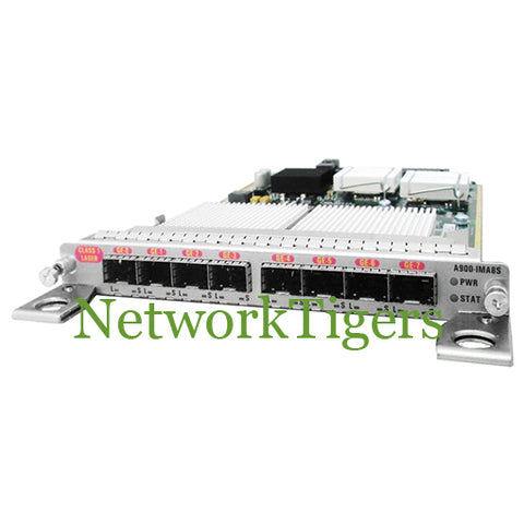 Cisco A900-IMA8S ASR 900 Series 8x Gigabit Ethernet SFP Router Interface Card
