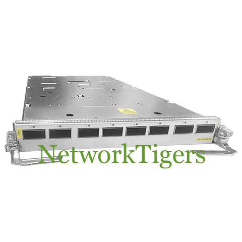 Cisco A9K-8X100GE-SE ASR 9000 Series 8x 100 Gigabit CPAK Router Line Card