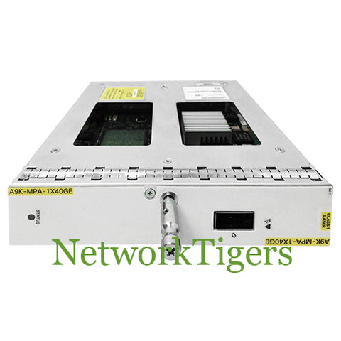 Cisco A9K-MPA-1x40GE
