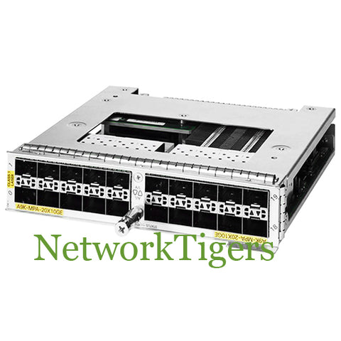 Cisco A9K-MPA-20X10GE