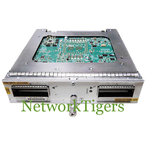 Cisco A9K-MPA-2X100GE ASR 9000 Series 2x 100G CPAK Modular Port Adapter