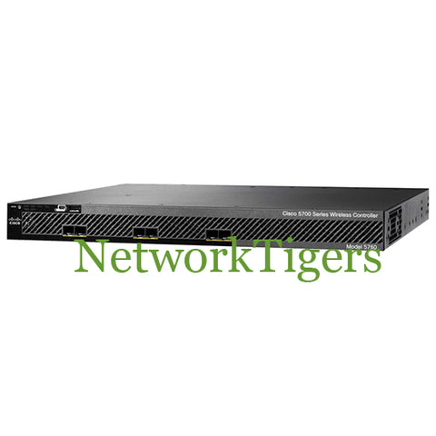 Cisco AIR-CT5760-250-K9 5760 Wireless Controller for up to 250 Access Points