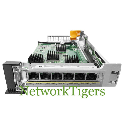 Cisco ASA-IC-6GE-CU-B ASA 5525 Series 6x Gigabit Ethernet RJ-45 Firewall Module - NetworkTigers