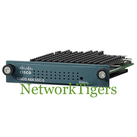 Cisco ASA-SSC-AIP-5-K9 ASA 5505 Series Cryptographic Accelerator Firewall Module - NetworkTigers