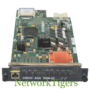 Cisco ASA-SSM-AIP-40-K9 ASA 5520 Series Security Services Module 40 - NetworkTigers