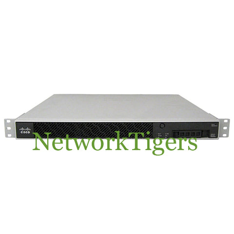 Cisco ASA5515-K9 ASA 5515-X Series 6x GE 1x Mod Slot Security Bundle Firewall - NetworkTigers