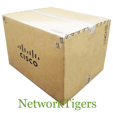 NEW Cisco ASR-9006-DC-V2 ASR 9000 6x Expansion Slot DC Power Router Chassis