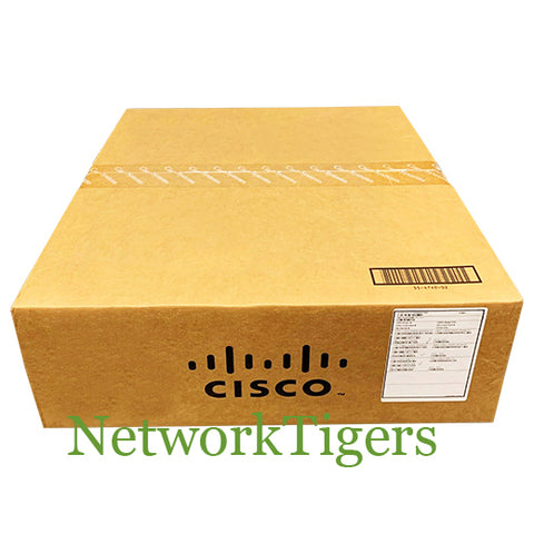 NEW Cisco ASR1001-5G-VPNK9 ASR 1000 4x 1GB SFP 1x SPA Slot 2x SIP Slot Router