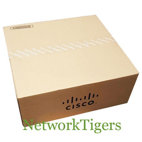 NEW Cisco ASR1001X-20G-SEC 6x 1GB SFP 2x 10GB SFP+ 1x NIM 1x SPA Router