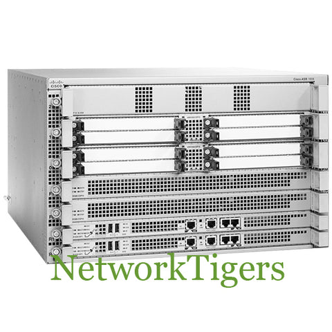 Cisco ASR1006-X ASR 1000 Series 14x Slot (8x SPA 4x EPA 2x ESP) Router