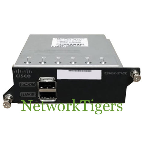 Cisco C2960X-STACK C2960-X Series 2x FlexStack-Plus Port Switch Stacking Module