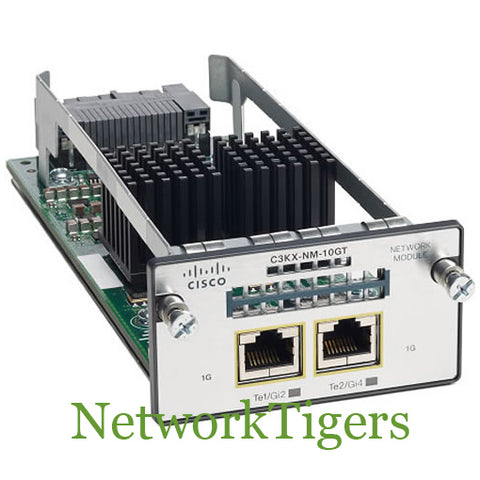 Cisco C3KX-NM-10GT