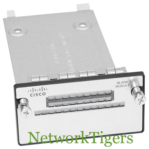 Cisco C3KX-NM-BLANK