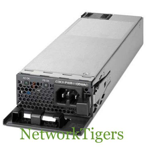 Cisco C3KX-PWR-1100WAC Catalyst C3750X/3560X 1100W AC Switch Power Supply