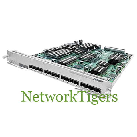 Cisco C6800-16P10G Catalyst 6800 Series 16x 10G SFP+ w/ DFC4 Switch Module