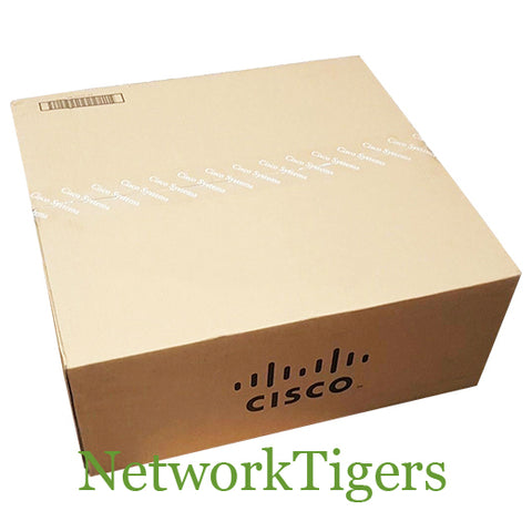 NEW Cisco C6840-X-LE-40G 40x 10GB SFP+ 2x 40GB QSFP+ Switch