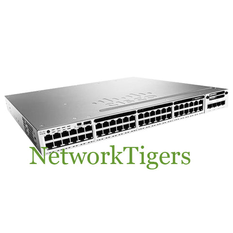 Cisco C9300-48P-E C9300 Series 48x Gigabit Ethernet PoE+ Network Ess Switch