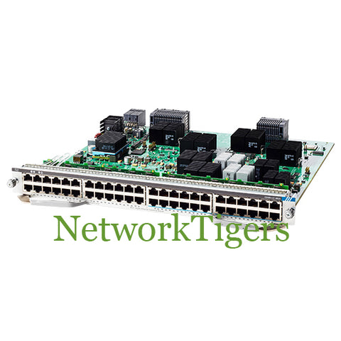Cisco C9400-LC-48UX Catalyst 9400 Series 48x UPOE Switch Line Card