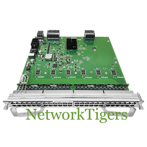 Cisco C9400-LC-48U Catalyst 9400 Series 48 UPOE Ports Switch Line Card