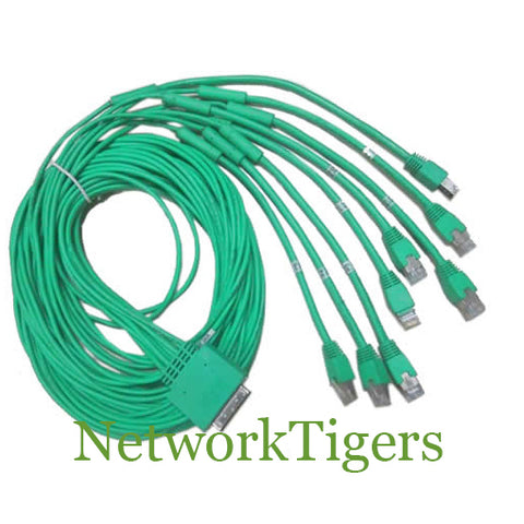 Cisco CAB-HD8-ASYNC 72-4023-01 Octal 8-port EIA-232 10 ft RJ-45 Cable