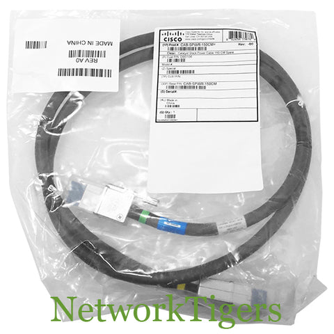 NEW Cisco CAB-SPWR-150CM Catalyst 3750X 3850 150cm StackPower Cable