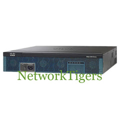 Cisco CISCO2921-V/K9 ISR 2921 Voice Router Bundle w/ PVDM3-32 UC License PAK