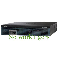 Cisco CISCO2951/K9 ISR 2900 3x GE 4x EHWIC 3x DSP 1x ISM IP Base Router