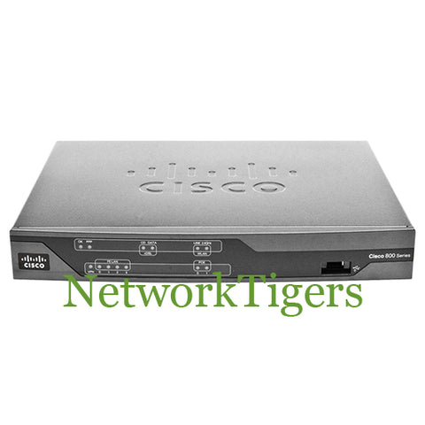 Cisco CISCO887V-K9 880 Series ISR 887 VDSL2 over POTS Router