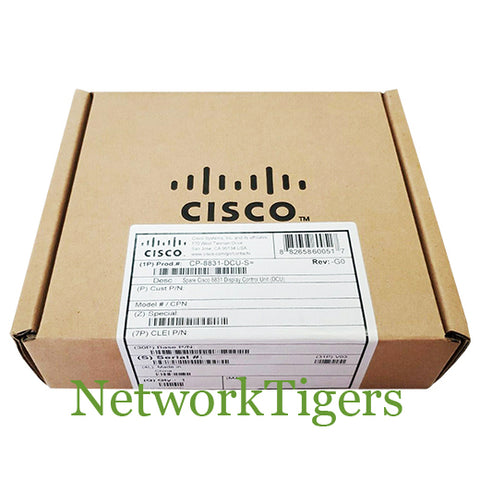 NEW Cisco CP-8831-DCU-S 8831 Display Control Unit Keypad