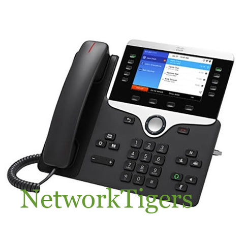 Cisco CP-8851-K9 Color VOIP IP Phone w/USB Port