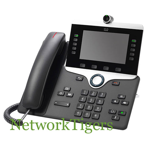 Cisco CP-8865-K9 IP 8800 Series CP8865 Phone VOIP - Color Display